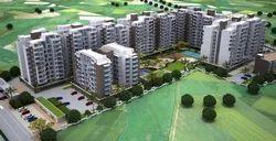 4 BHK Apartment Construction