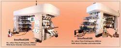 3 Drive High Speed Flexo Printing Press