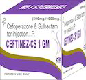 Cefoperazone 250mg Sulbactam 250mg ,1000mg Injection