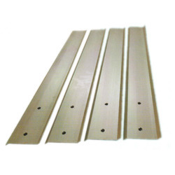 PVC White Fan Blades