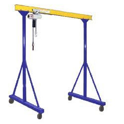 Portable Hoists Suppliers Manufacturers Amp Traders In India