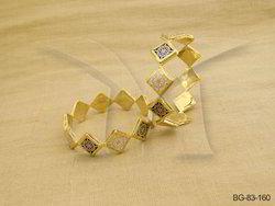 Thewa Design Bangles