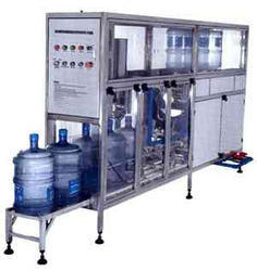 Jar Bottle Filling Machine