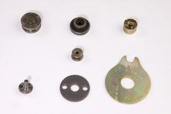 MS Precision Turned Component