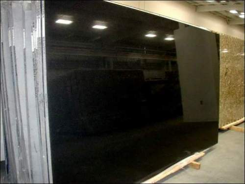 Absolute Black Granite For Flooring Thickness 20 25 Mm
