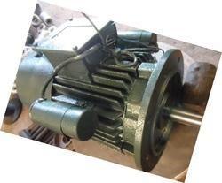 Flange Mounted Single Phase AC Motor