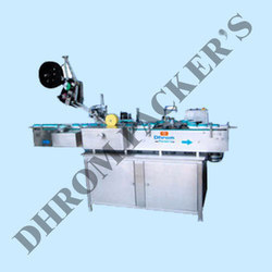 Top and Body Labeling Machine
