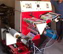 Rewinding machine for Inject Coding