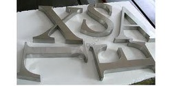 Official Metal Letters