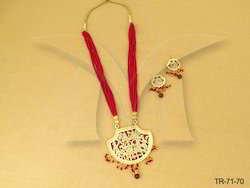 Bidai Regular Thewa Necklace Set