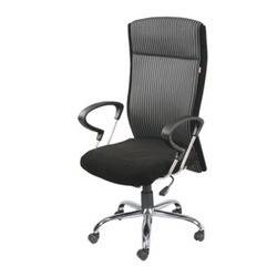 Slim High Back Office Chair