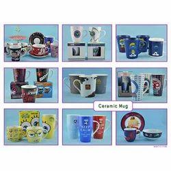 Customized Promotional Mugs