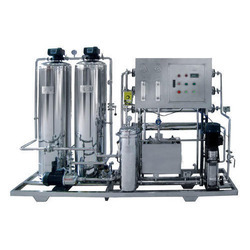 Doctor Water Large Reverse Osmosis Plant