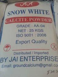 Calcium Carbonate for Cosmetics