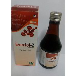 Everfol-Z (IRON Syrups)