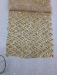 Net Glitter Work Fabrics