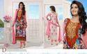 Light Rose Digital Salwar Suit Material