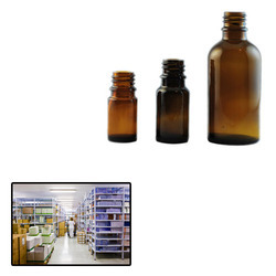 Glass Syrup Bottles for Pharmaceutical Industry