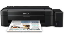 Epson  Colour Ink Tank Printer