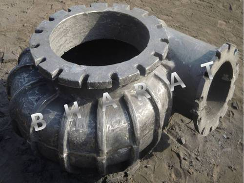 Bharat Iron CI Impeller Body, For Ferro Alloys, for Industrial