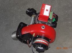 Stenter Machine Gas Burner