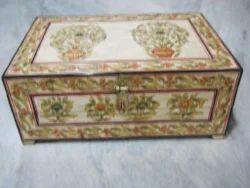 Antique Bone Box