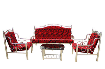 Stainless Steel Sofa Set Sofa And Bed Gautam Budh Nagar Gautam