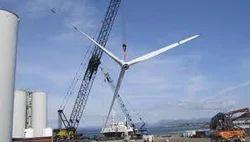 Windmill Construction Contractor Civil Service