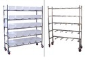 Rack Or Trolley For Mice And Rat Cages