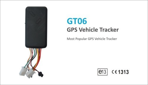 GPS Vehicle Tracker GT06 - View Specifications & Details of