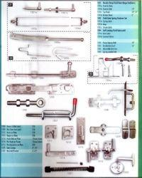 Steel Field Gate Hardware