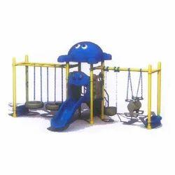 Plastic Swing Slide