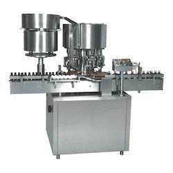 Vial Capping Seal Machine