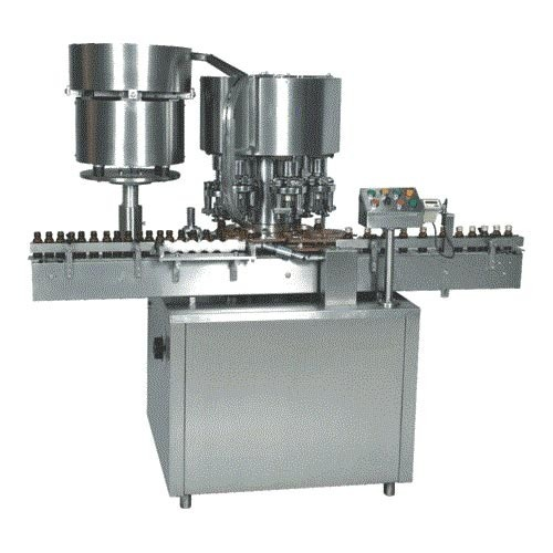 Stainless Steel Vial Capping Seal Machine