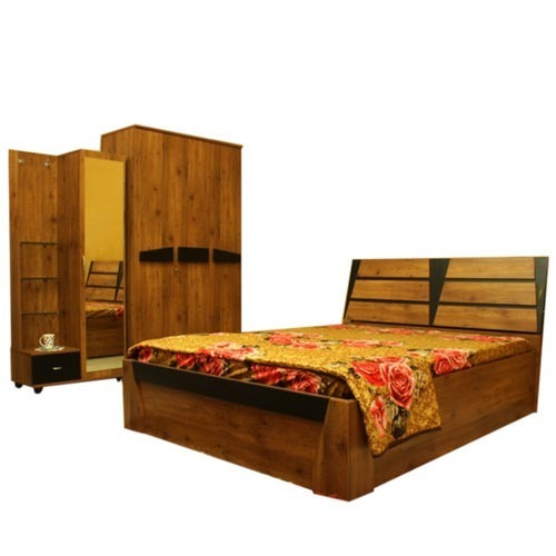 1102b9b630a Beds - Cayenne Queen Size Bed with Slatted Headrest Manufacturer from Mumbai