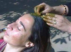 Ayurvedic Hair Spa Service