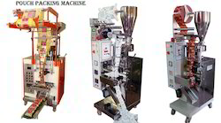 Snacks Tea Oil Pouch Packing Machine