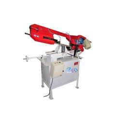 Swing Type Manual Band Saw Machine