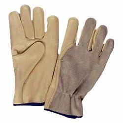 Full Fingered Plain Driving Gloves