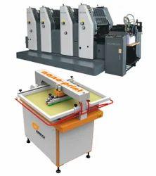 Screen & Offset Printing