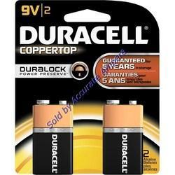 Duracell 9V Batteries MN1604