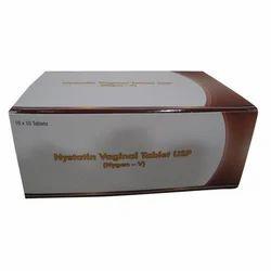Nystatin Vaginal Tablets USP