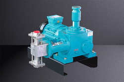 Reciprocating Plunger Type Dosing Pumps