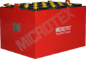 Microtex Traction Battery, 24v And 36v