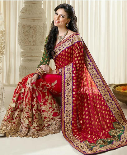 Wedding Designer Saree Kalista Industries Llp