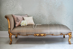 French Chaise Lounge
