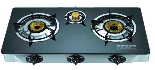 Italian Design 3 Burner Gas Stove