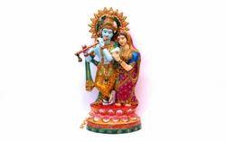 Enamel Radha Krishna
