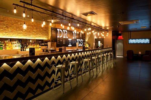 Bar Interior Design Services & Bar Interior Design Services Nightclub Interior in Connaught Place ...