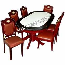 Marble Dining Set